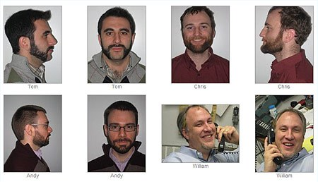 SmartTix beard contest