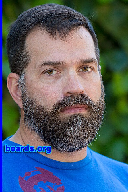 Richard's outstanding beard