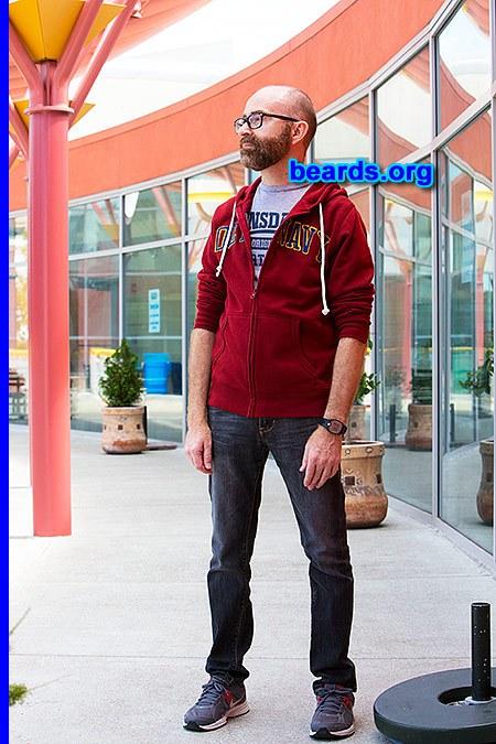 David's outstanding beard